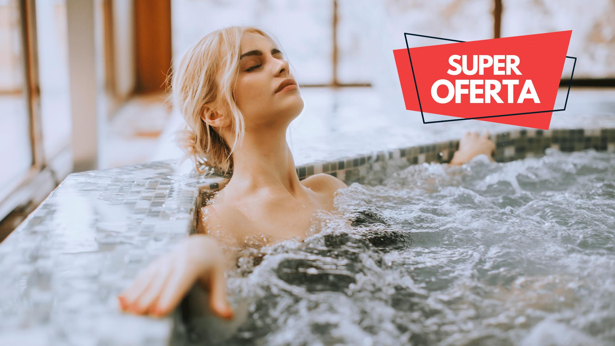 escapadas spa a balnearios con circuitos termales y masajes en españa con ofertas y economicos en el balneario de Ariño en Teruel